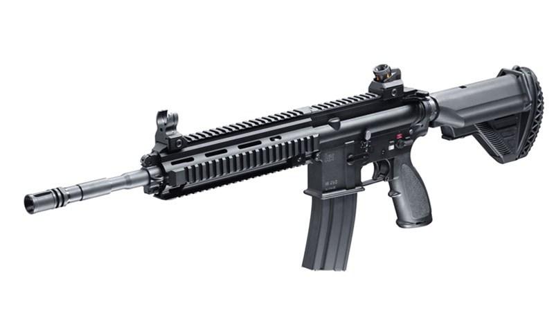 Airsoft Gun Gas Heckler & Koch 416 Full Auto, Umarex GBB