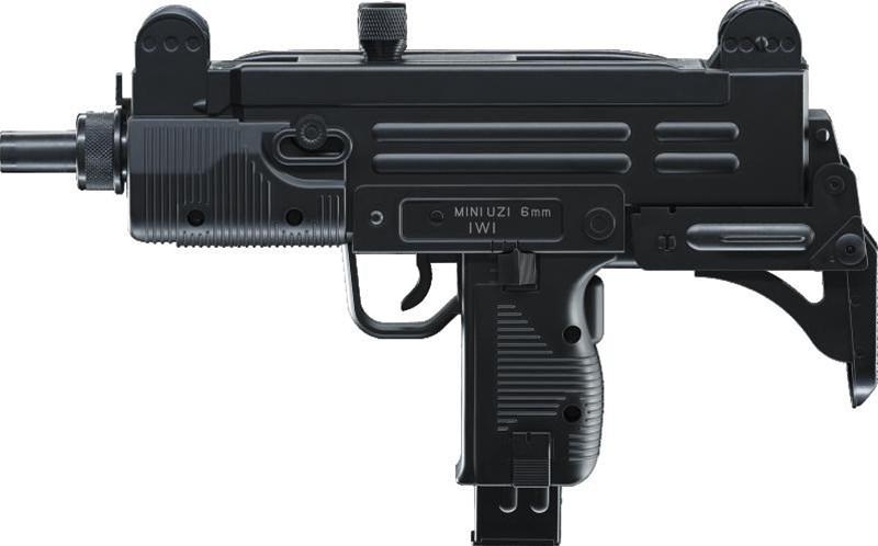Airsoft Gun Iwi Mini Uzi Umarex Aeg Mini Machineguns