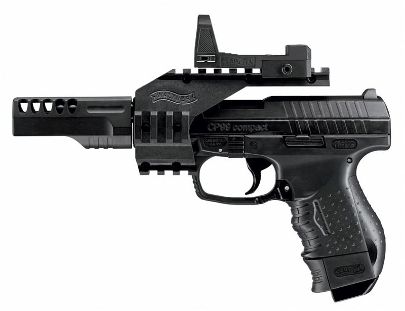 WALTHER CP99 COMPACT RECON, Co2 PISTOLS UMAREX, AIRGUNS