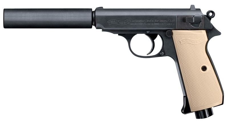 WALTHER PPK/S Classic Edition, Co2 PISTOLS UMAREX, AIRGUNS