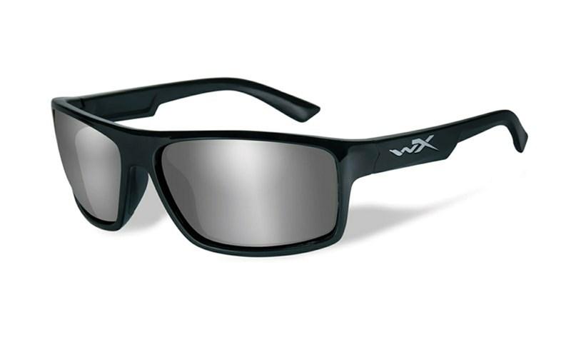 Γυαλιά Wiley X Peak Grey Silver Flash 9d8b6a00938